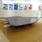 Peace Table at Multipurpose Hall in Unity Pavilion