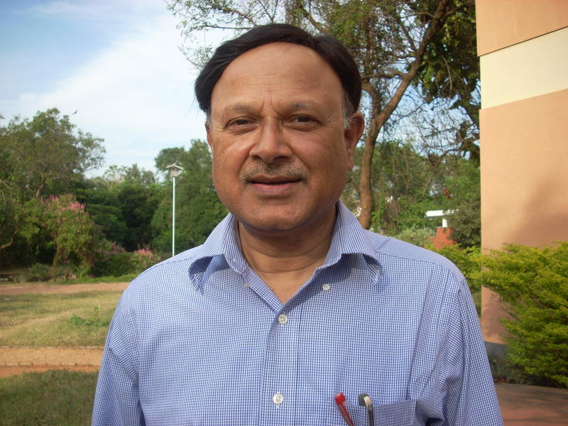 Photographer:Andrea | Dr. Anand Kumar, Professor & Chairman, Department of Reproductive Biology, AIIMS, New