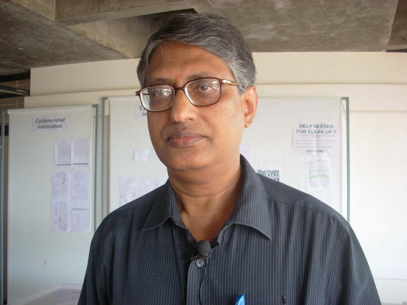 Photographer:Andrea   Dr. Ashok Mukhopadhyay