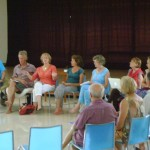 Presentation of Aruoville Centres Activities