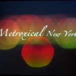 <b>Metroxical New York Art Movie</b>