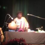Souri Rajan on Drums