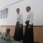 <b>Conversation with Aikido Masters</b>