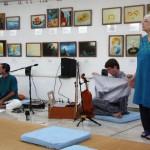 Artists and Shraddhavan