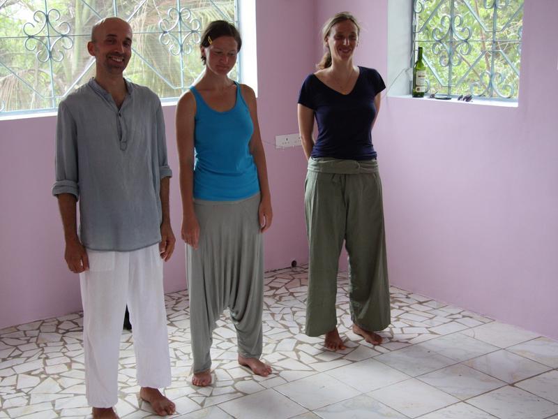 Photographer:Stella   Vocal Yoga Class
