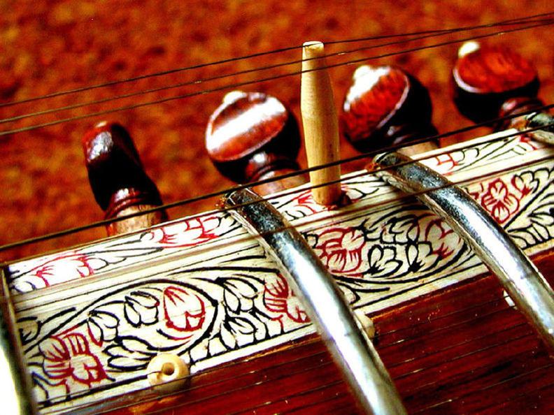 Photographer:Courtesy Google Image | Classical sitar