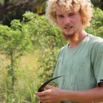 Rice Harvest Josh