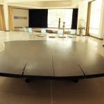 Geroge Nakashima's  Peace Table
