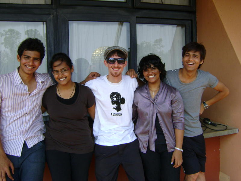 Photographer:Tahereh   Rahul, Vyoma, Evan, Daniella and Indrajeet