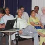 <b>Sri Aurobindo Society visits AV</b>