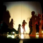 Dance and shadows