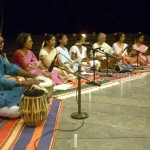 Debasish Das accompanied on tabla
