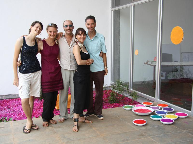 Photographer:Stella   Aurevan, Pino, Caterina, Jorge