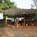 Hut near Solar Kitchen