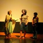 Presentation of directors Shreen Soliman and Kiki Febriyanti
