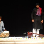 <b>Tabla and sitar at Bharat Nivas</b>