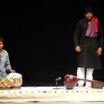 <b>Tabla and sitar at Bharat Nivas</b>