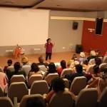 Kalaairani and audience