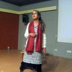 <b>Bruna explores Theater of Roots</b>