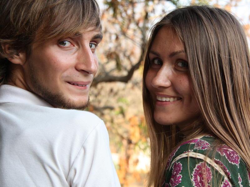 Photographer:Stella | Rustam and Olga