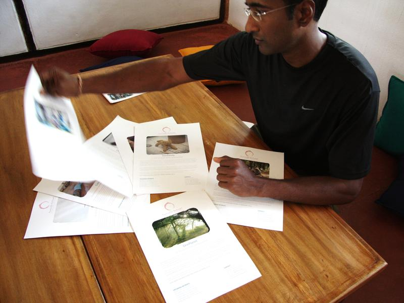 Photographer:Stella   Auroville Retreat Vikram