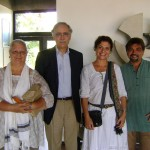 Uma, Mr. Antonio Bullon, Mrs.Ana Bullon, Marc
