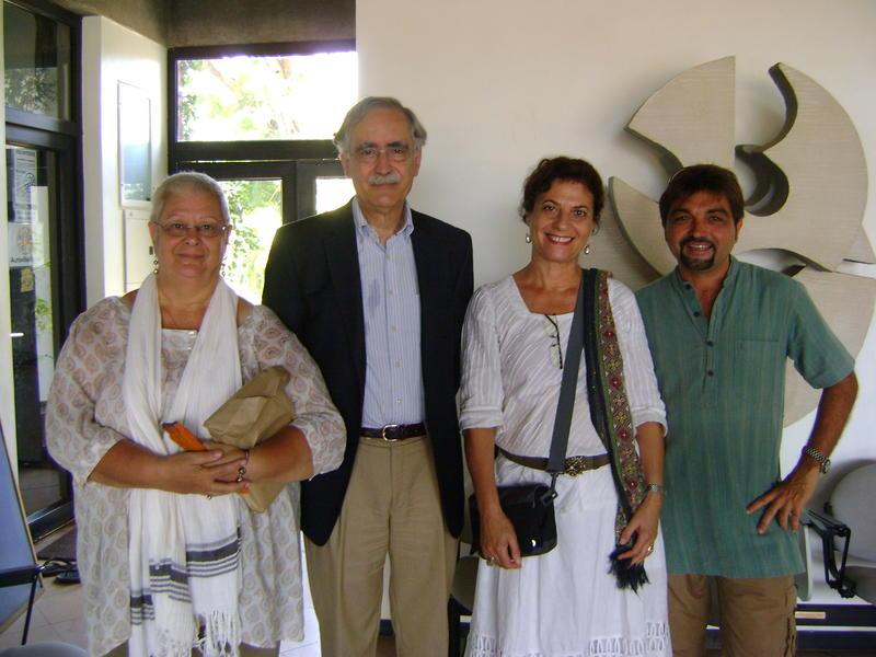 Photographer:Amelia | Uma, Mr. Antonio Bullon, Mrs.Ana Bullon, Marc