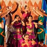 Bharatnatyam Dance by students of Caveri