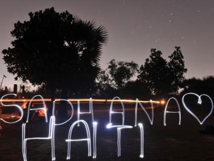 Photographer:web | Sadhana Forest - Haiti