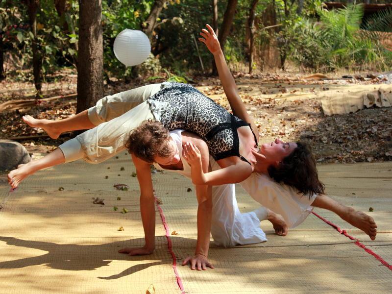 Photographer:Irene & Johan | Irene and Johan in Arambol, Goa, India