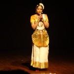 <b>Gopika Varma`s Mohiniyattam dance</b>