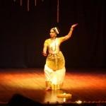 Gopika Varma dancing
