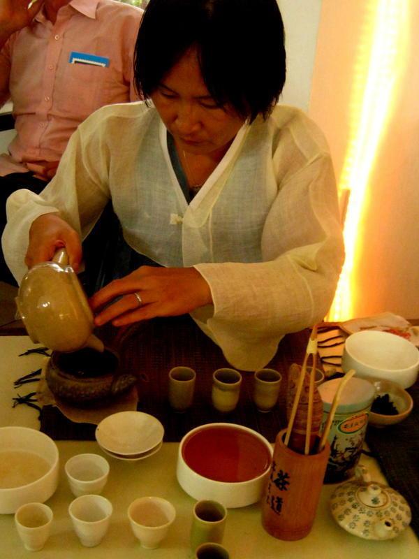 Photographer:Maria   Chinese Tea's ceremony