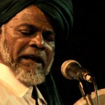 Abdul Ghani Trio: Vocals and Rabahna percussion in the Qawwali style