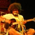 Vasu Vikshi on guitar