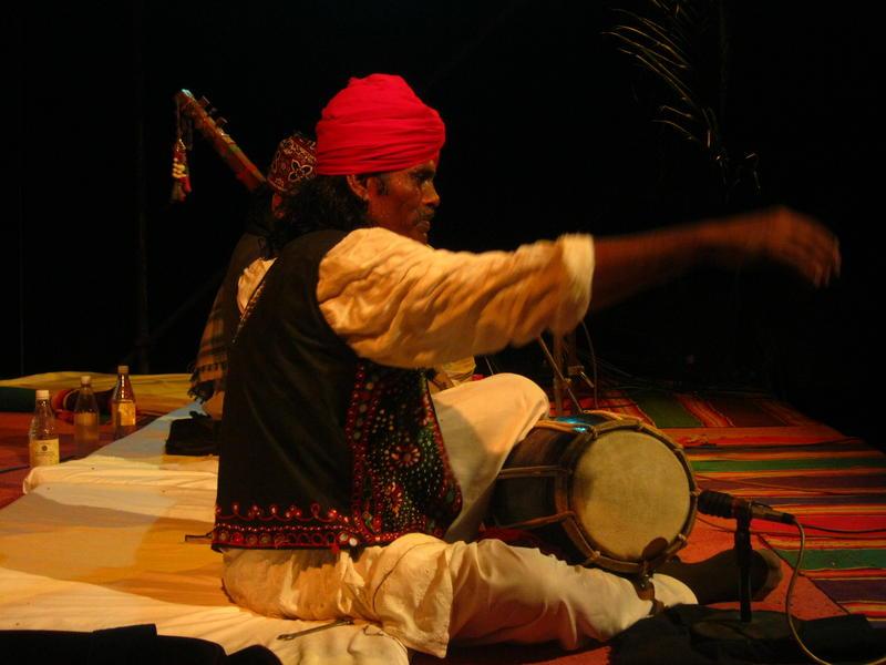 Photographer:Maria   Mooralala Marwada percussionist
