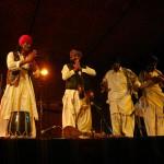 Mooralala Marwada over concert