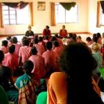 Akatha Kahani or untellable story is presented in Udavi School