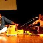 Mukhtyar Ali group has two harmonium players