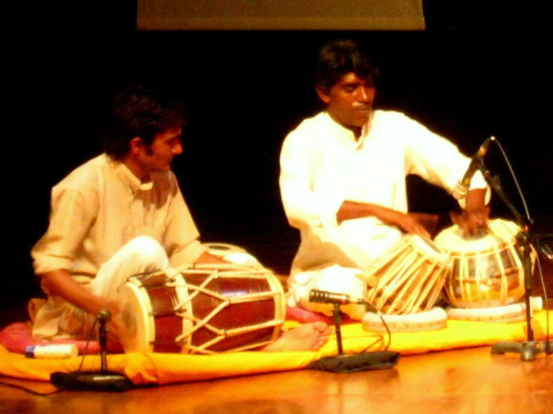 Photographer:Maria | The drumers of Mukhtyar Ali group
