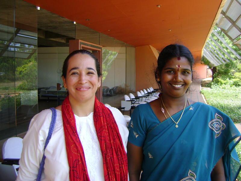 Photographer:Nola   Anne and Sangeetha