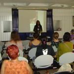 Kalki's presentation in Town Hall