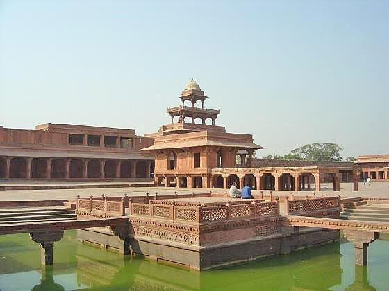 Photographer:www.india-goldentriangletours.com | Fatehpur Sikri