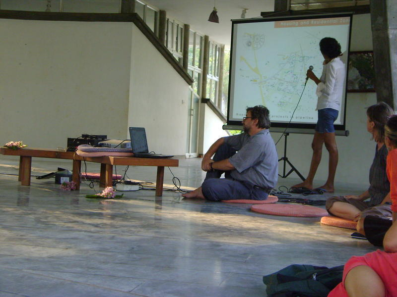 Photographer:Barbara | Anita's presentation