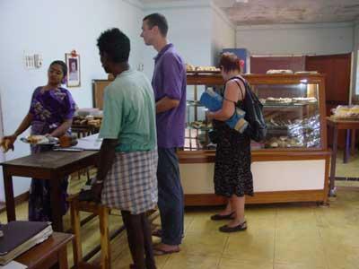 Photographer:web | Auroville Bakery