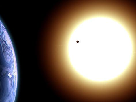 Photographer:web | Venus Transit