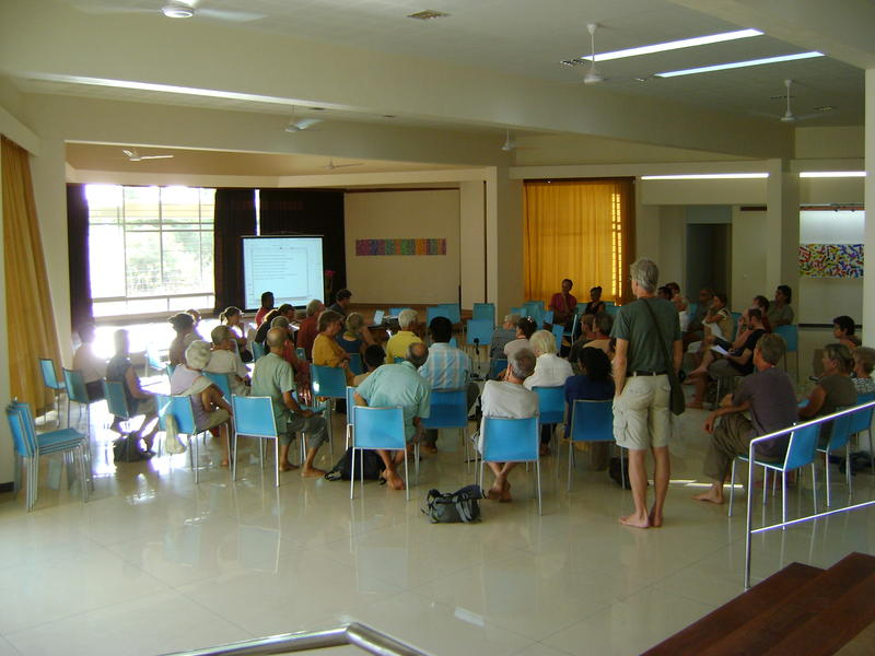 Photographer:Tabitha | General Meeting at Unity Pavilion in International Zone