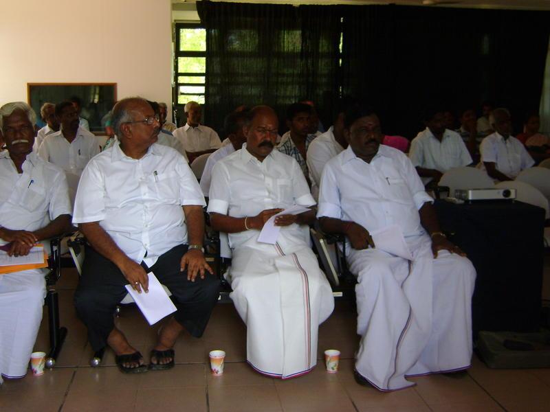 Photographer:Renu | Panchayat Meeting on Rising Awareness on Auroville<br />