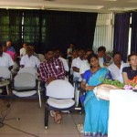 Panchayat Meeting on Rising Awareness on Auroville