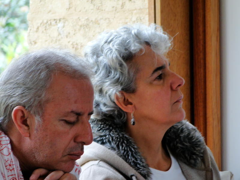 Photographer:Beatriz  | People Listening to a Lecture